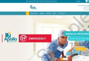 Apollo Hospital Oman