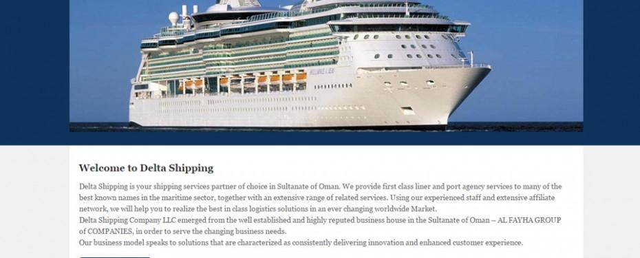 Delta Shipping Oman