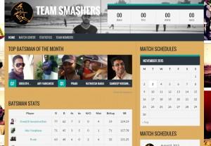 Team Smashers Oman